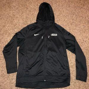 NWT Mens Nike zip sweatshirt